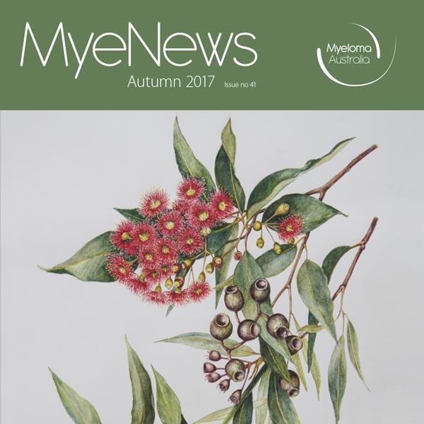 Mye News Autumn 2017 Cover