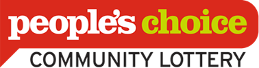 Peoples Choice Community Lottery logo