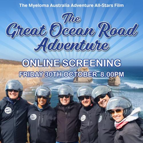 The Great Ocean Road Adventure Online screening Event link image